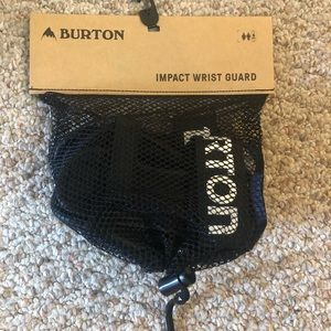 Burton Impact Wristguards Size Small